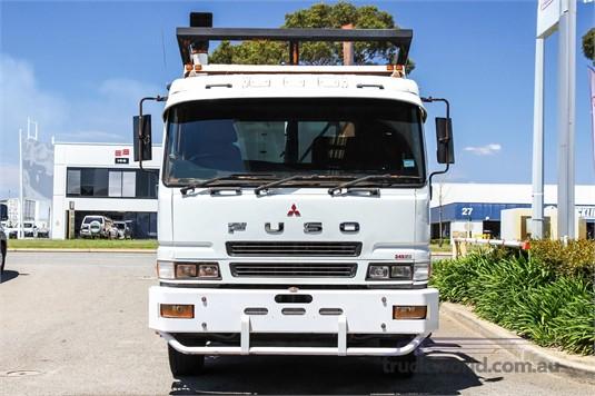 2007 Fuso FV51 Heavy Duty WA Hino - Trucks for Sale