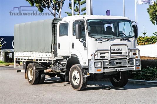 2016 Isuzu FTS 800 4x4 WA Hino - Trucks for Sale