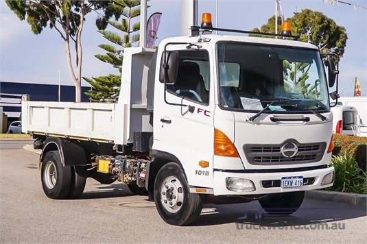 2008 Hino 500 Series 1018 FC Trucks for Sale