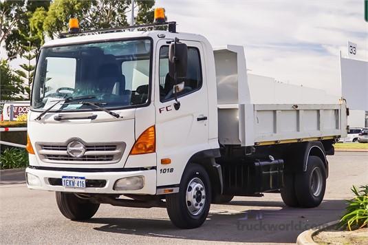 2008 Hino 500 Series 1018 FC WA Hino - Trucks for Sale