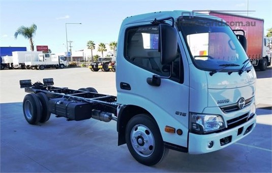 2019 Hino 300 Series 616 IFS - Trucks for Sale