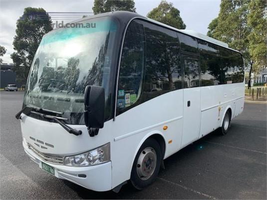 2015 Yutong other WA Hino - Buses for Sale