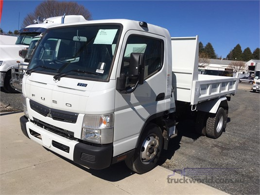 2018 Fuso Canter 715 West Orange Motors - Trucks for Sale