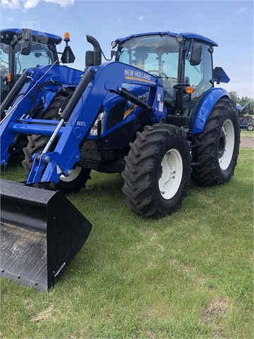 2019 NEW HOLLAND T5 110 For Sale In Bowdle, South Dakota | www