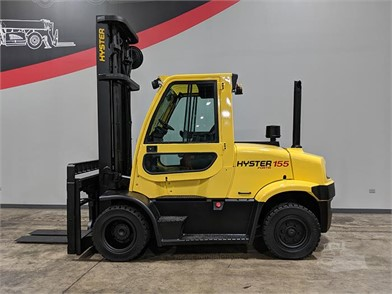 HYSTER H155 For Sale - 73 Listings | MachineryTrader com - Page 1 of 3