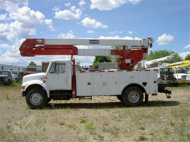 Bucket Trucks / Service Trucks For Sale in Montana - 13 Listings