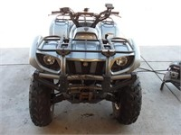 2002 Yamaha Grizzly **BID ONLINE** open to public!
