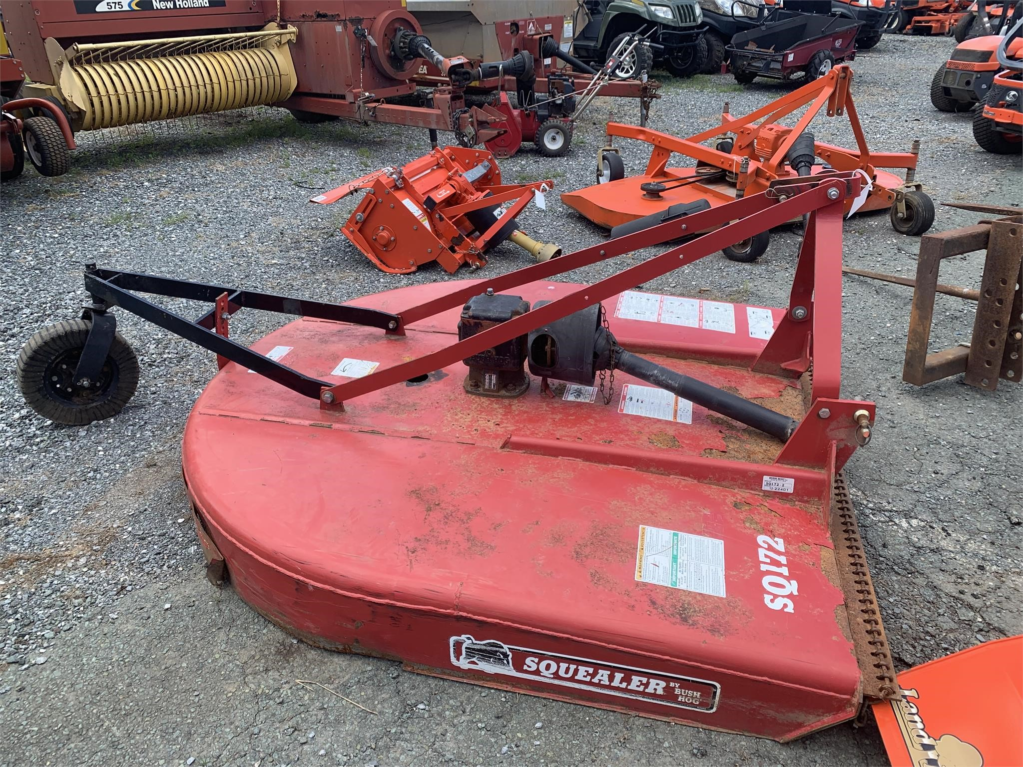 BUSH HOG SQ172 For Sale in Orange, Virginia
