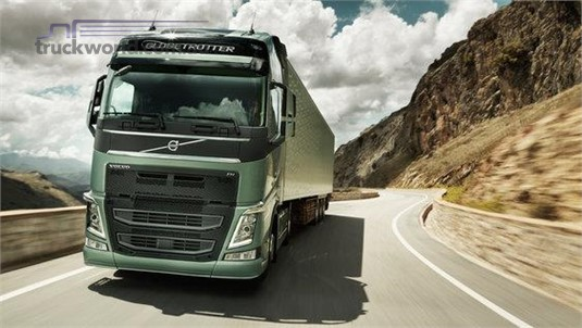 Volvo FH16HA 8x4 Tractor Air Ride
