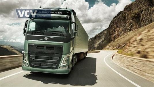 Volvo FH16HA 8x4 Tractor Air Ride