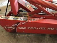 Kuhn GMD 600-G II HD 6-disk mower