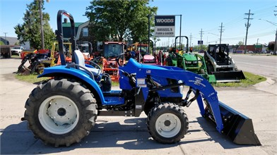 NEW HOLLAND TC40 For Sale - 15 Listings | TractorHouse com