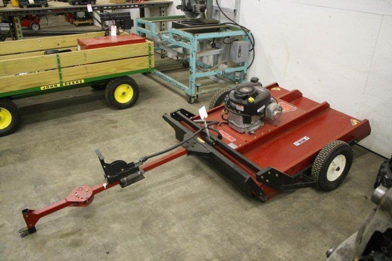 Swisher 44 Rough Cut Trail Mower W 12 5hp Briggs Smith Sales Llc