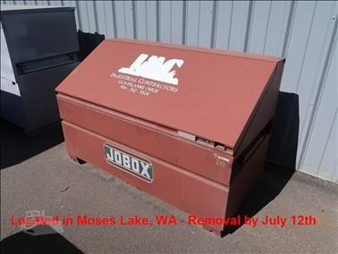 JOBOX 1-680990 Auction Results - 1 Listings