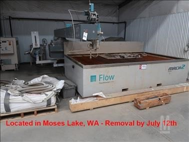 FLOW WATERJET Other Auction Results - 1 Listings | MarketBook bz