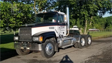 2000 MACK CH613 ROAD TRACTOR Other Auction Results - 1 ... Mack Leu Wiring Schematics on