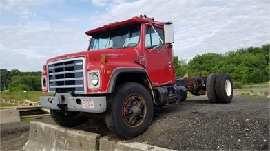 1986 International 1954 Cab Chassis Other Auction Results