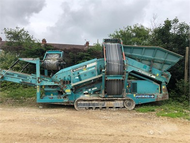 POWERSCREEN WARRIOR 1400 For Sale - 15 Listings