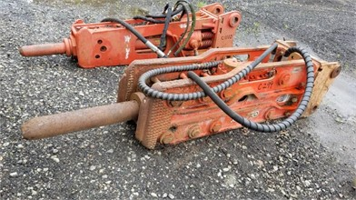 GORILLA GHB35 HYDRAULIC HAMMER Other Auction Results - 1 Listings