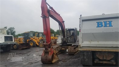 Linkbelt 2700 Quantum Excavator Other Auction Results In