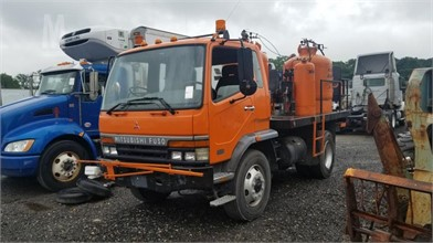 1999 Mitsubishi Fuso Line Paint Truck Other Auction Results