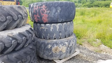 3) 23 5X25 TIRES Other Auction Results - 1 Listings