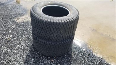 2) 10 5-12 Tractor Tires Other Auction Results In