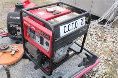 HONDA EB3000 3KW GENERATOR Other Auction Results - 1