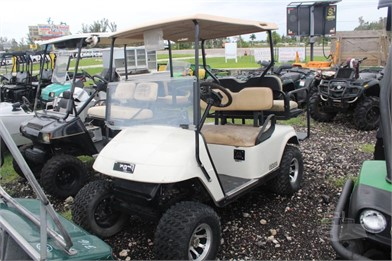 Ez-Go 48V Lifted High Speed 4 Penger Golf Cart Other ... on