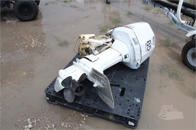 85HP JOHNSON OUTBOARD GAS ENGINE Other Auction Results - 1