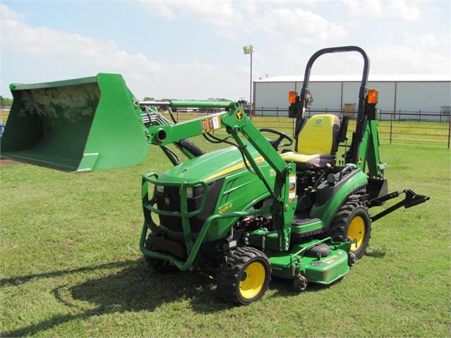 2014 JOHN DEERE 1025R For Sale In Caddo Mills, Texas
