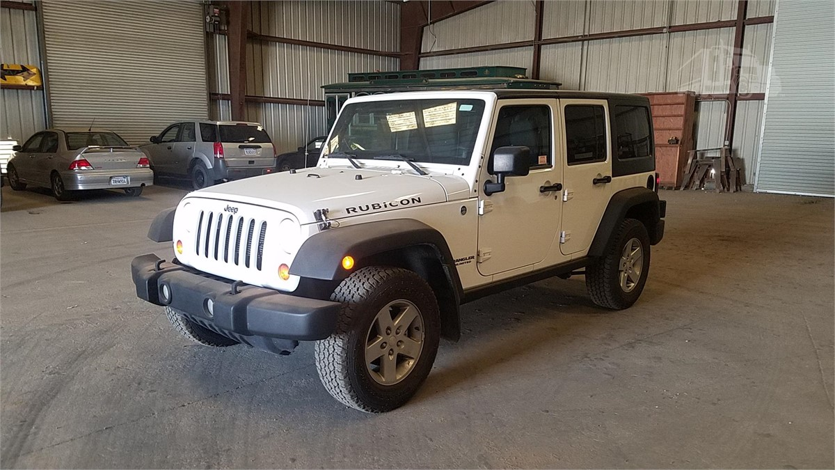 2012 Jeep Wrangler Unlimited Rubicon For Sale In Madera