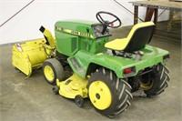 JOHN DEERE 316 LAWN TRACTOR S/N #M00316X316528 | Smith Sales LLC