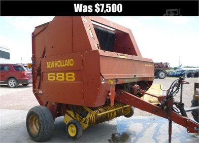 NEW HOLLAND Round Balers For Sale - 1525 Listings
