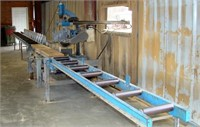 Component Truss Manufacturing Equipment Auction