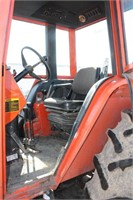 ALLIS CHALMERS 6080 TRACTOR WITH CAB S/N #4013 | HiBid Auctions