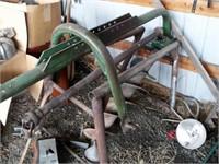Kleck Ranch Auction, Live on Site