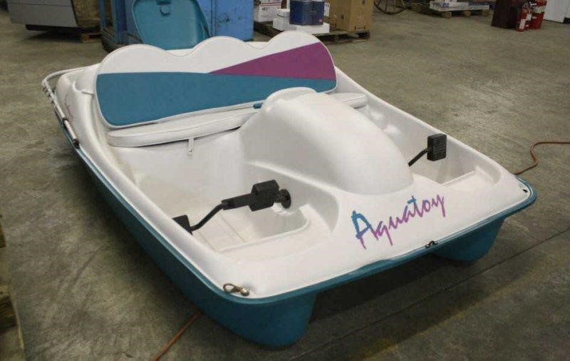 AQUATOY PWC PADDLE BOAT | HiBid Auctions
