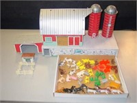 Marx Tin Farm Toy