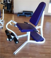Solace Wellness Spa & Fitness Center, INTERNET ONLY BIDDING