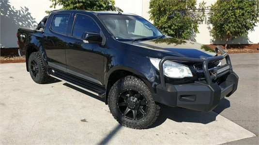 2016 Holden Colorado Rg My16 LS Crew Cab - Light Commercial for Sale