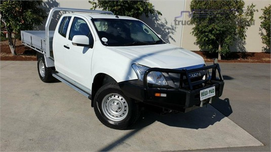 2014 Isuzu UTE D-Max My15 Sx Space Cab - Light Commercial for Sale