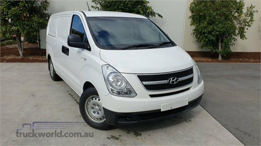 2014 Hyundai iLOAD TQ2-V MY14 - Light Commercial for Sale
