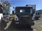 Scania P82H 8x4|Cab Chassis