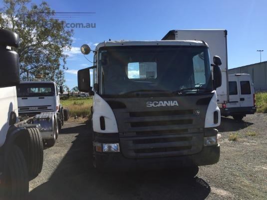 2005 Scania P82H Trucks for Sale