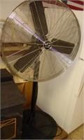 Hampton Bay  Floor Standing Shop Fan