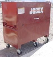 Large JOBOX Brand Rolling Shop Toolbox