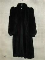 Arctic Dream Ladies Vintage Mink Coat