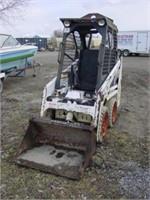 Bobcat 7536 Mini Skidsteer
