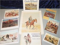 Charlie Russell - Print, Booklets, and Calendars